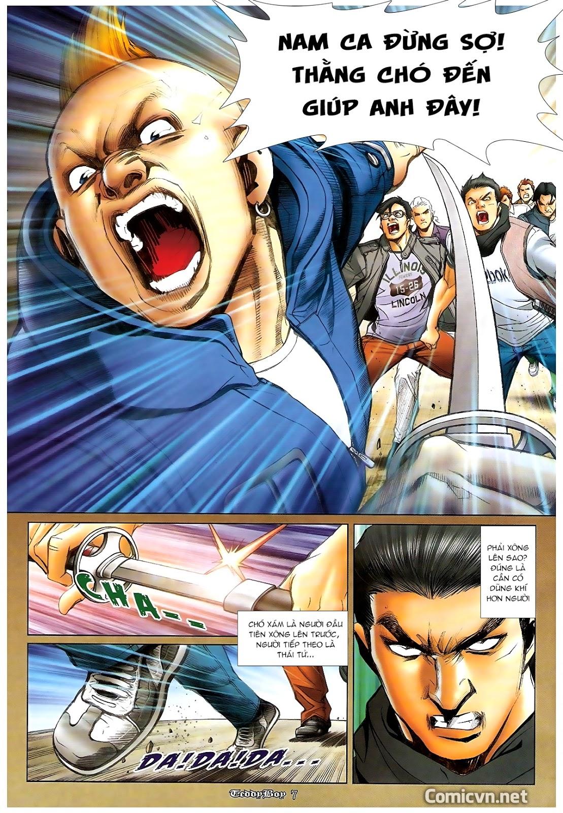 Người Trong Giang Hồ - Chapter 1219: Sống chết cũng theo - Pic 5