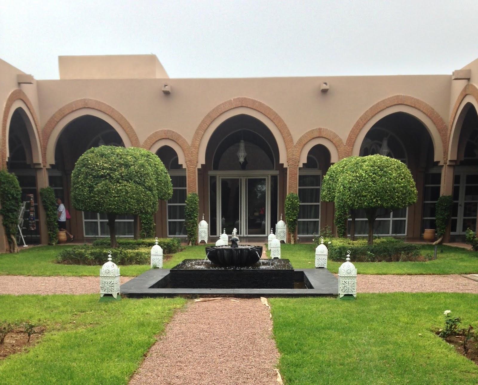 se loger à l'hotel pullman à marrakech
