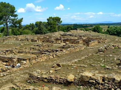ruinas Ullastret