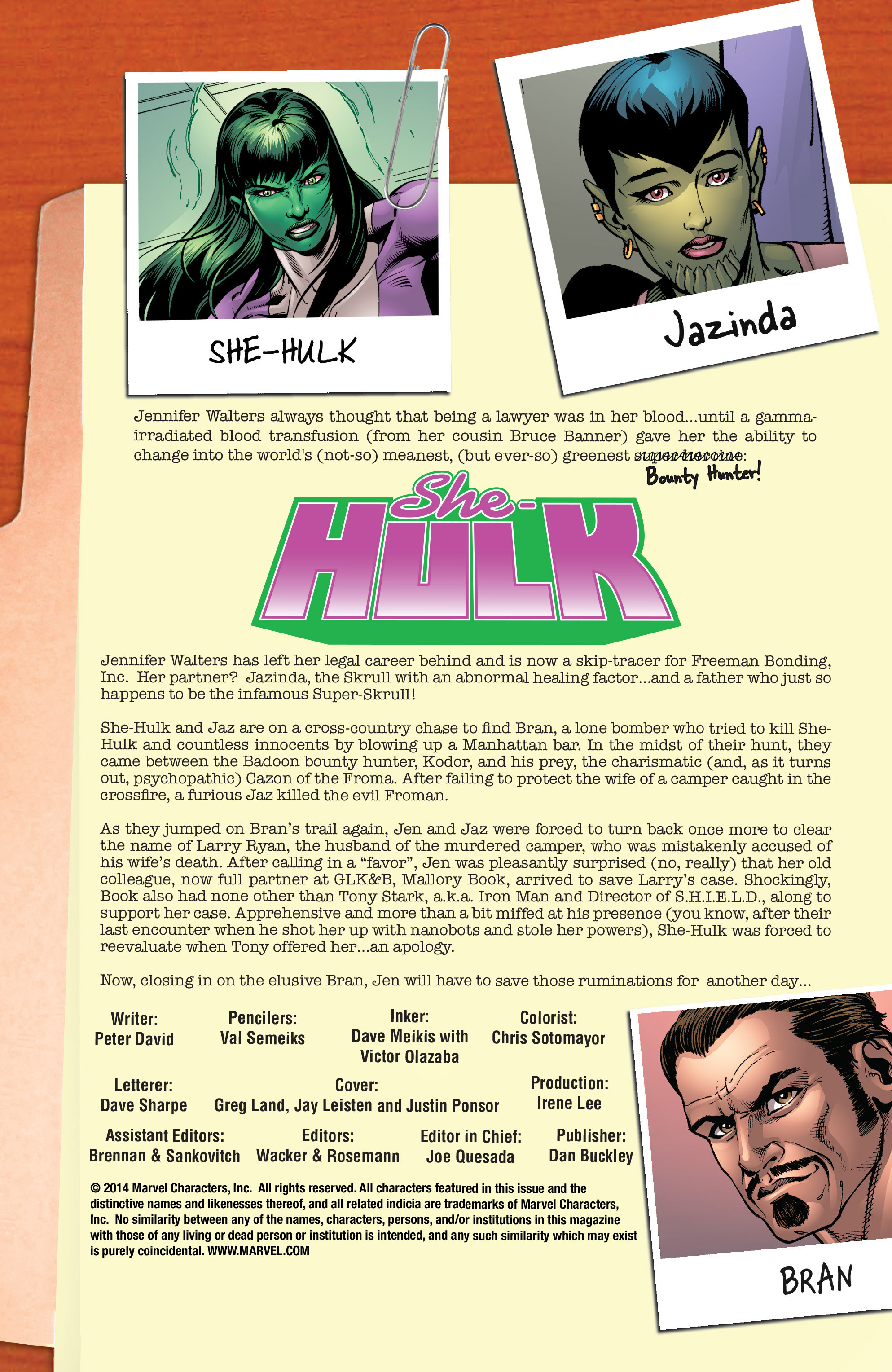 Read online She-Hulk (2005) comic -  Issue #28 - 2
