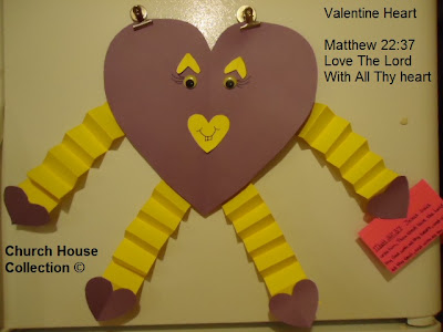 Church House Collection Blog: Valentine Snacks and Heart ...