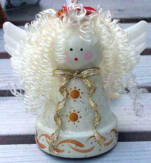 Mrs. Jackson's Class Website Blog: Angels-Christmas Crafts