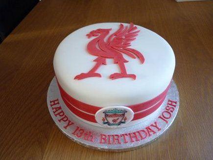 Kue Ulang Tahun Liverpool