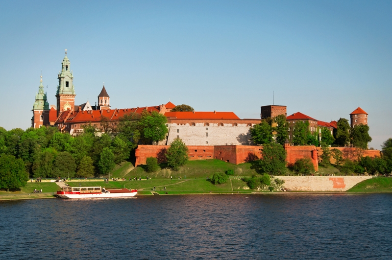 insight vacations european tour poland wawel cathedral castle