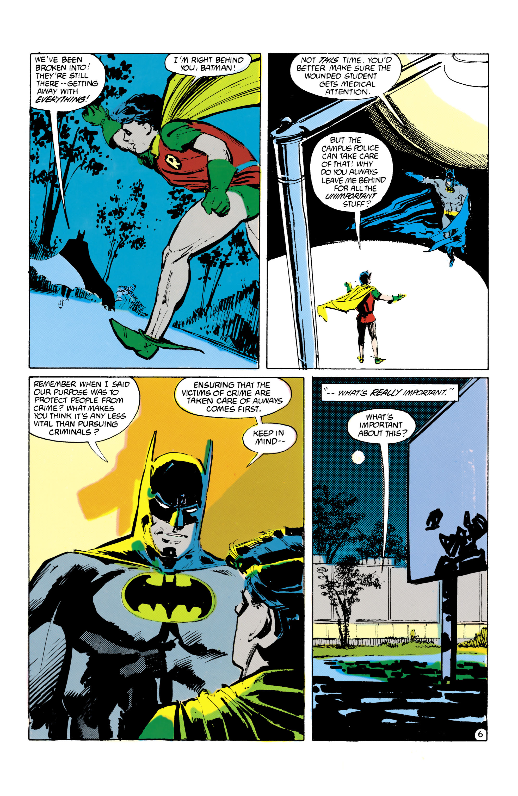 Detective Comics (1937) 568 Page 6