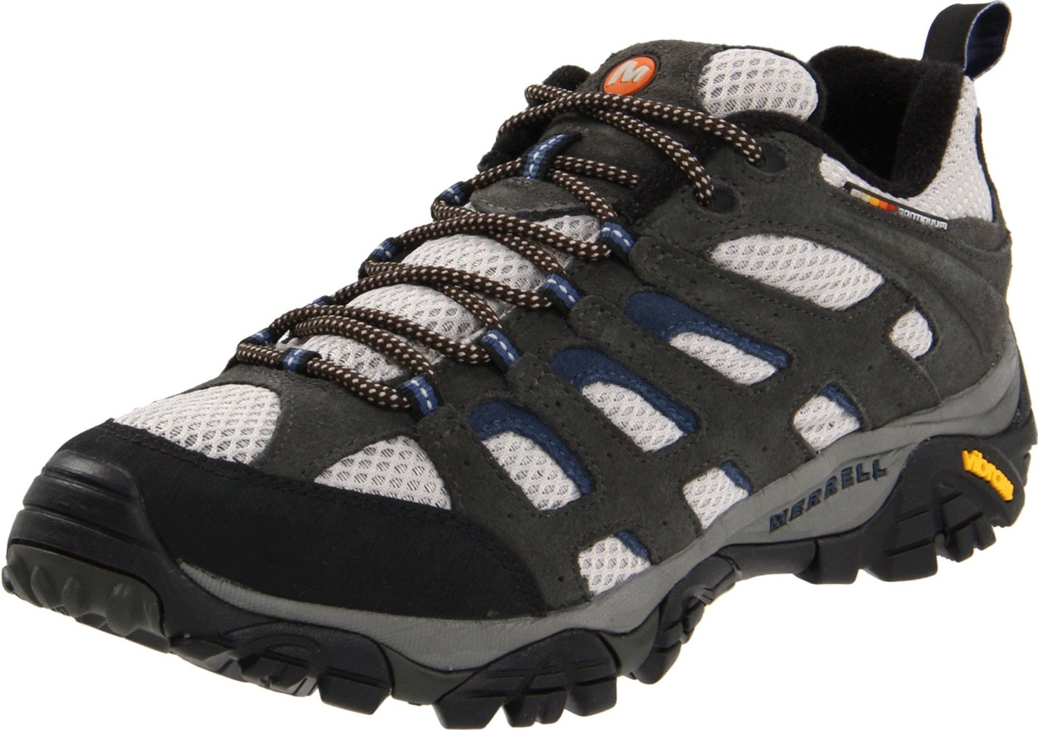 Thick Vibram Sole Leather Hiking Shoe