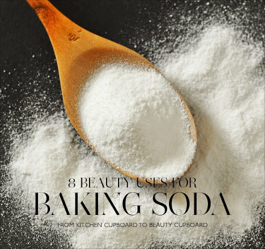 Unusual Beauty Uses for Baking Soda
