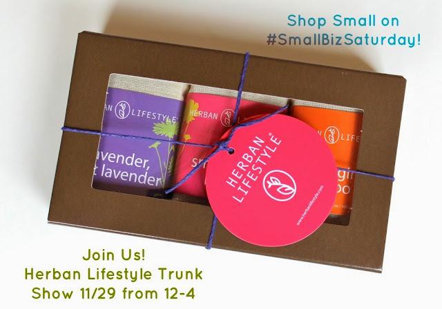 Herban Lifestyle Soap Giftset