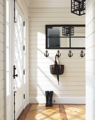 nautical entryway hooks