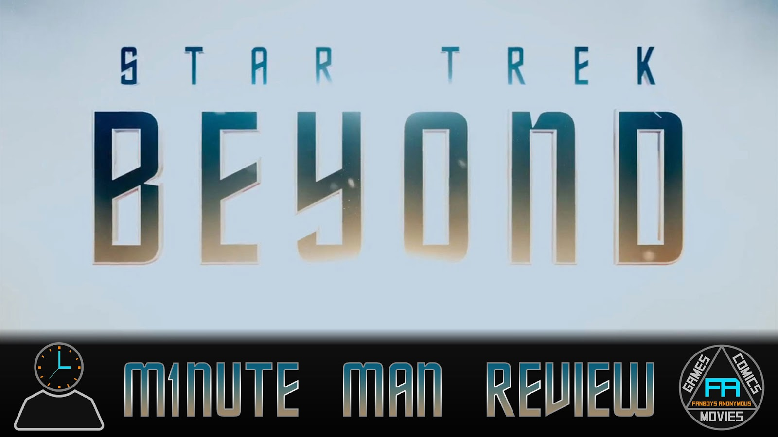 movie review Star Trek Beyond podcast