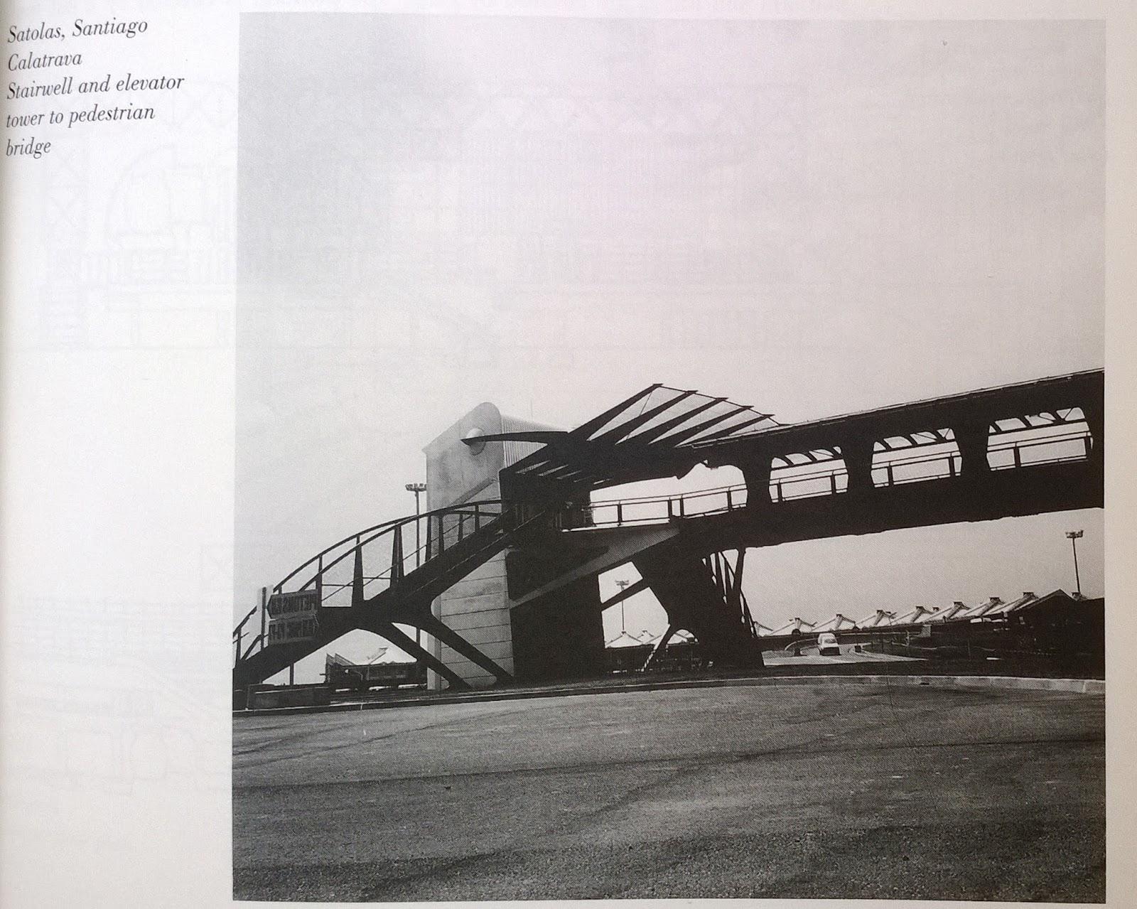 thiết kế của kiến trúc sư calatrava
