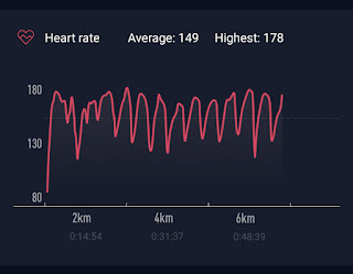 heart rate monitor - What is your fat burning zone?