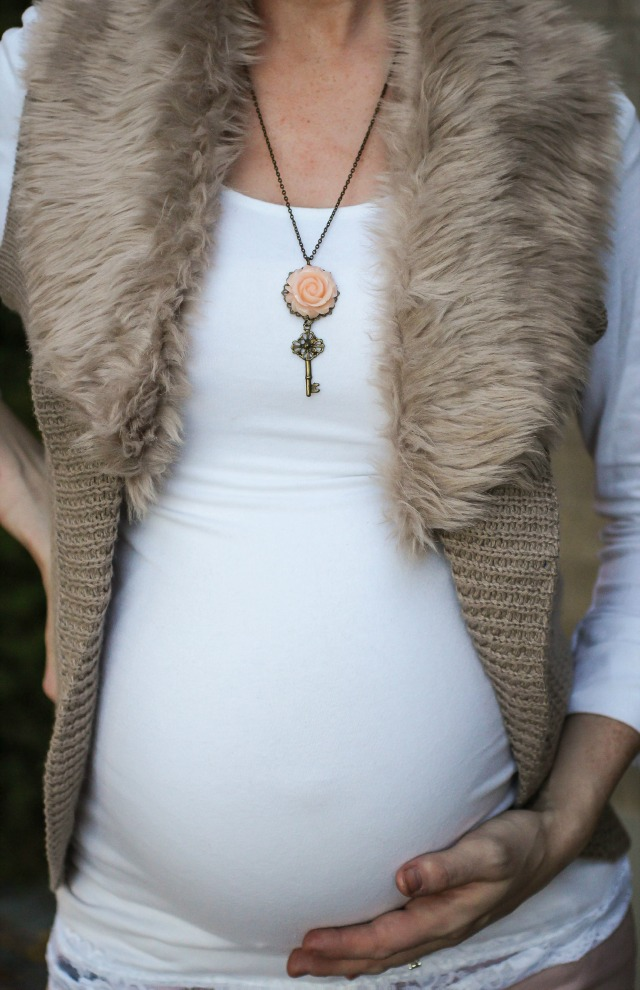 The Freckled Fox: Maternity Style // Fall Earth Tones and a