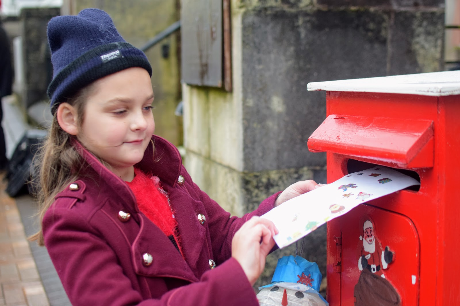 , Christmas:  Letters to Santa
