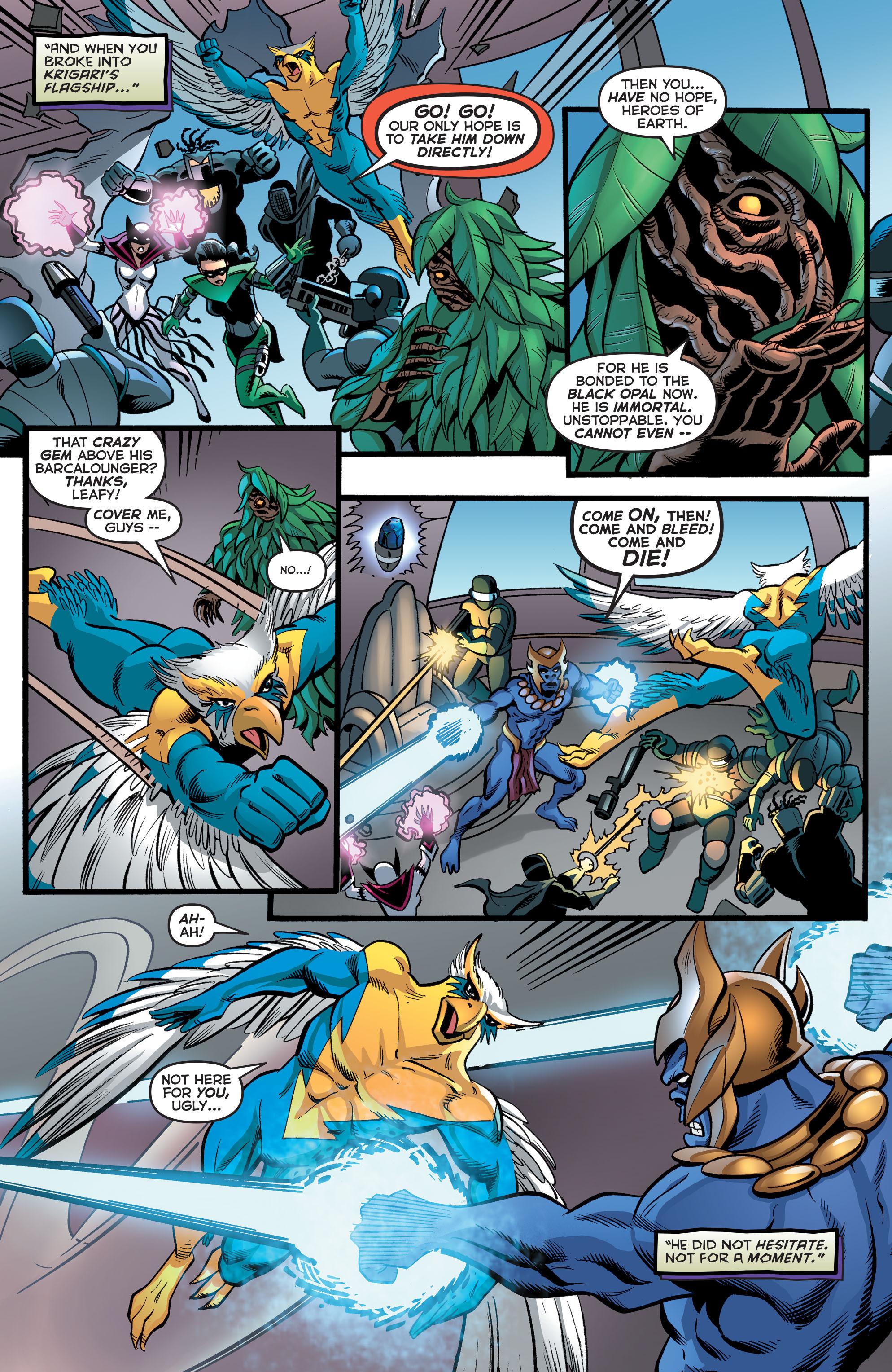 Read online Astro City comic -  Issue #17 - 19