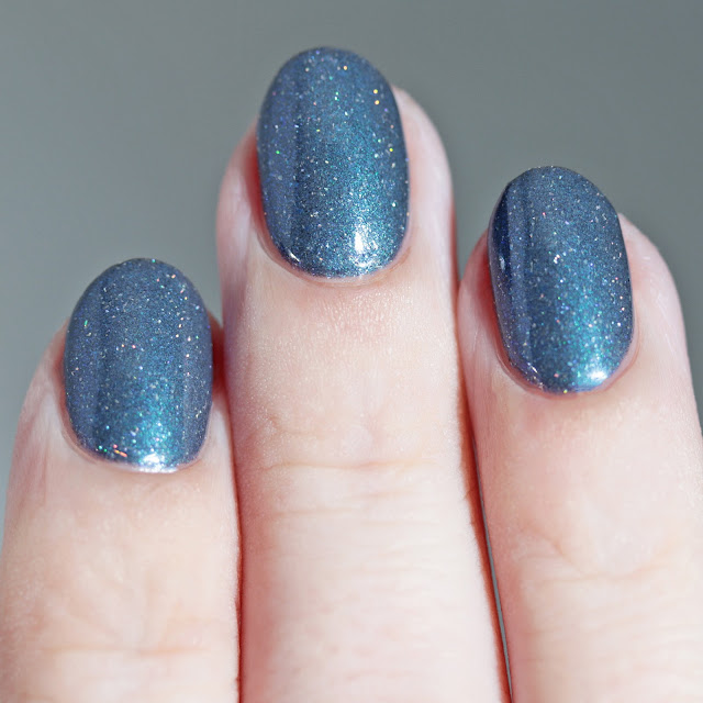 Anchor & Heart Lacquer Something Dark & Unnatural