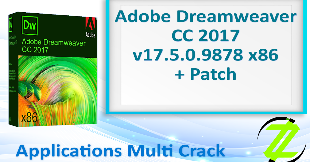 Adobe dreamweaver cs4 pre crack and working