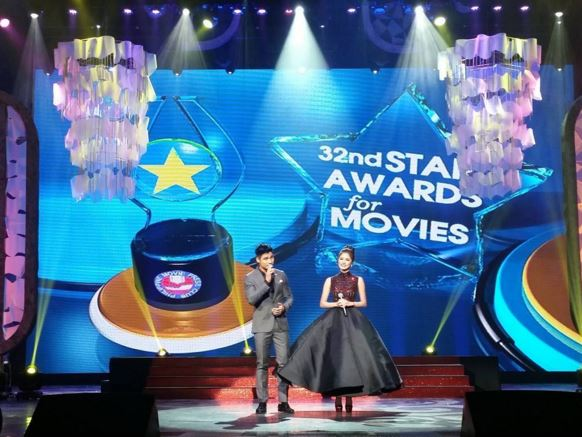 Piolo Pascual and Kim Chiu are among the hosts of 32nd Star Awards for Movies.