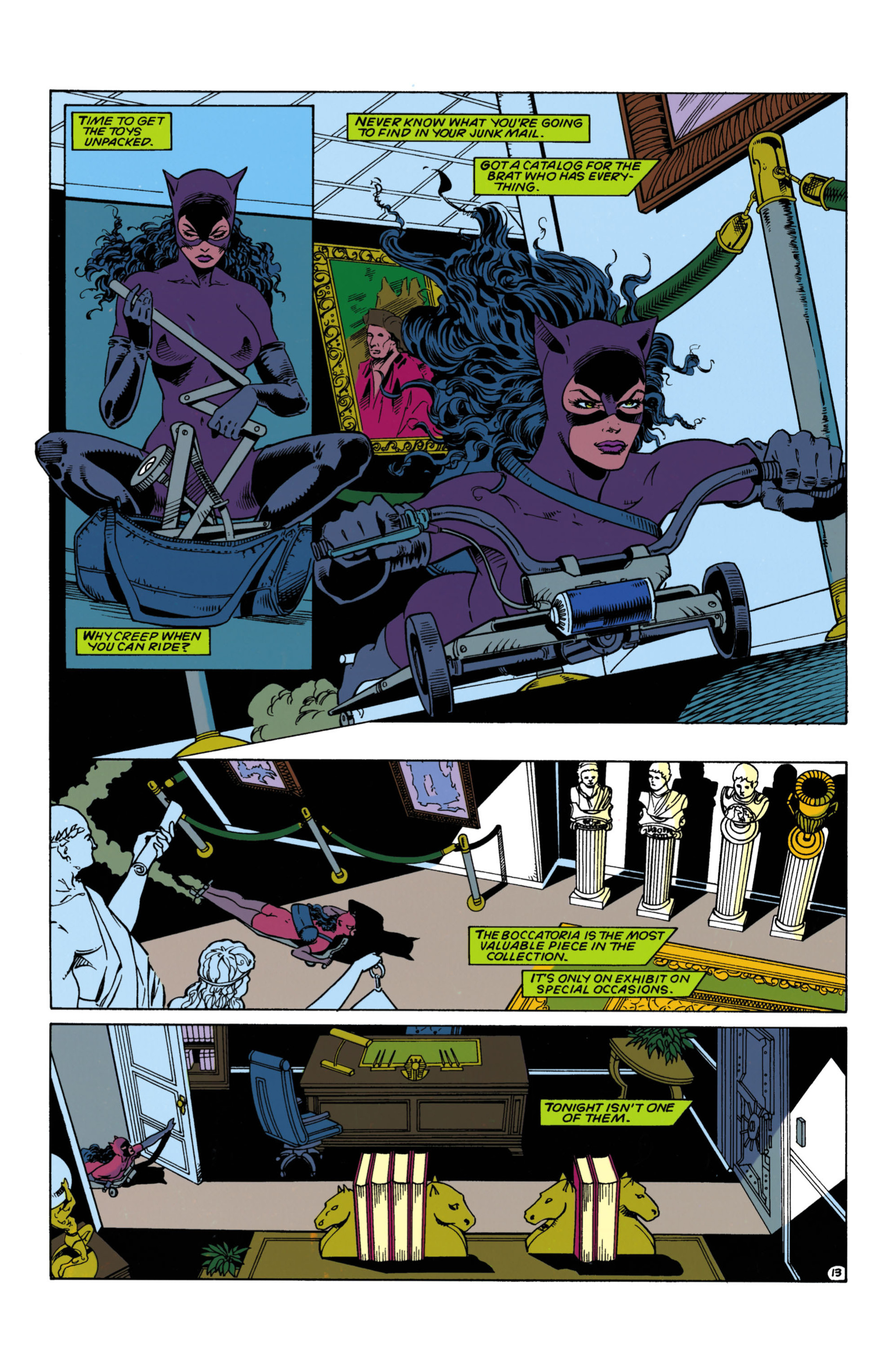 Catwoman (1993) Issue #17 #22 - English 14