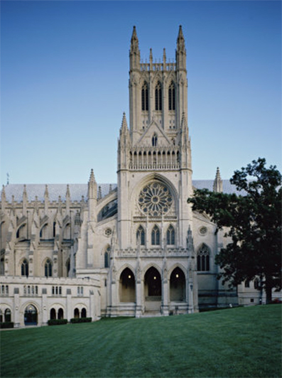 National Cathedral, Washington, D.C., USA