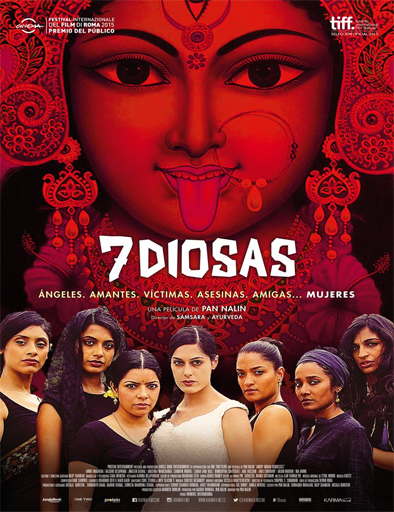 Ver 7 diosas (Angry Indian Goddesses) (2015) Online
