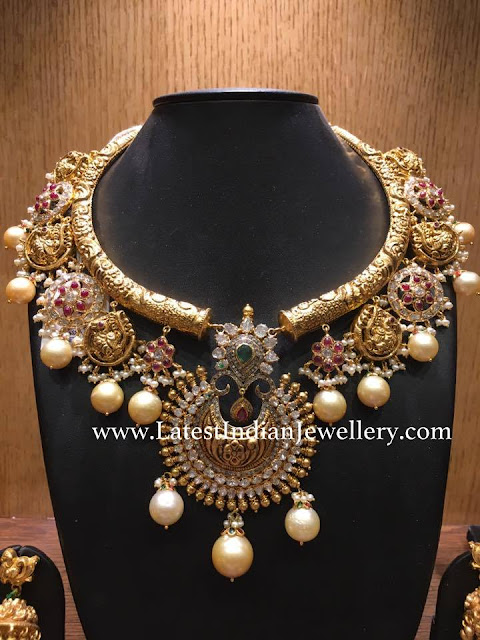 Nakshi Kante Necklace from Bhavani