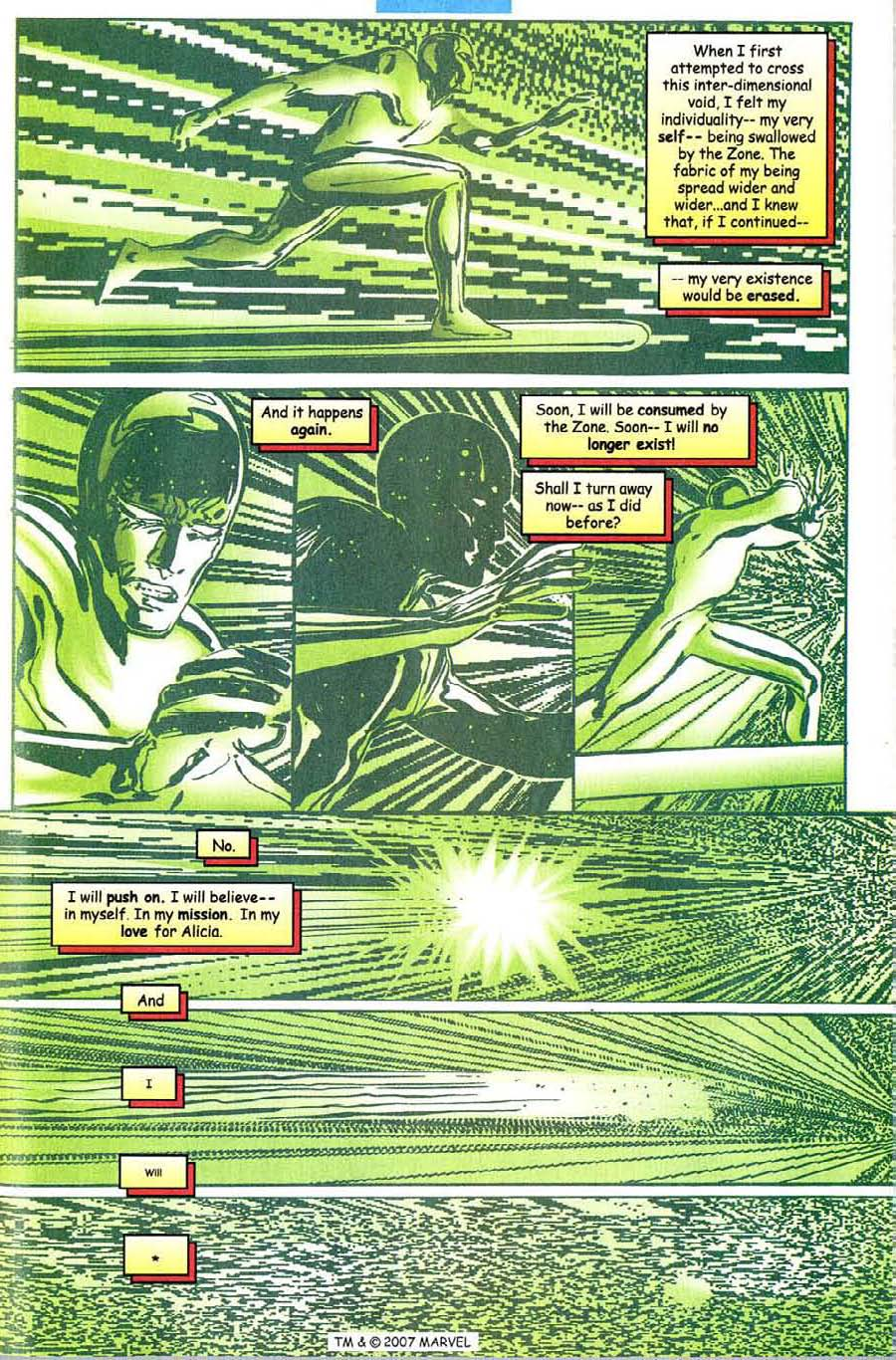 Read online Silver Surfer (1987) comic -  Issue #142 - 29