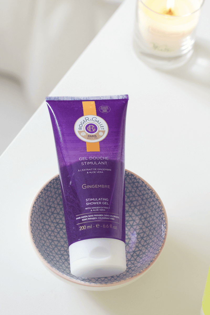 Roger & Gallet Ginger Shower Gel Review