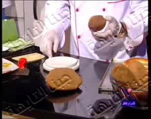 طريقة عمل عيش السن للتخسيس | خبز البر للتنحيف والرجيم  recipe