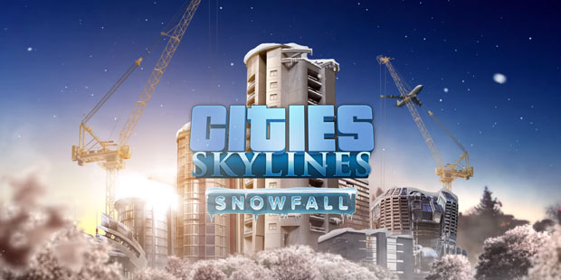 Cities Skylines Snowfall Download Poster