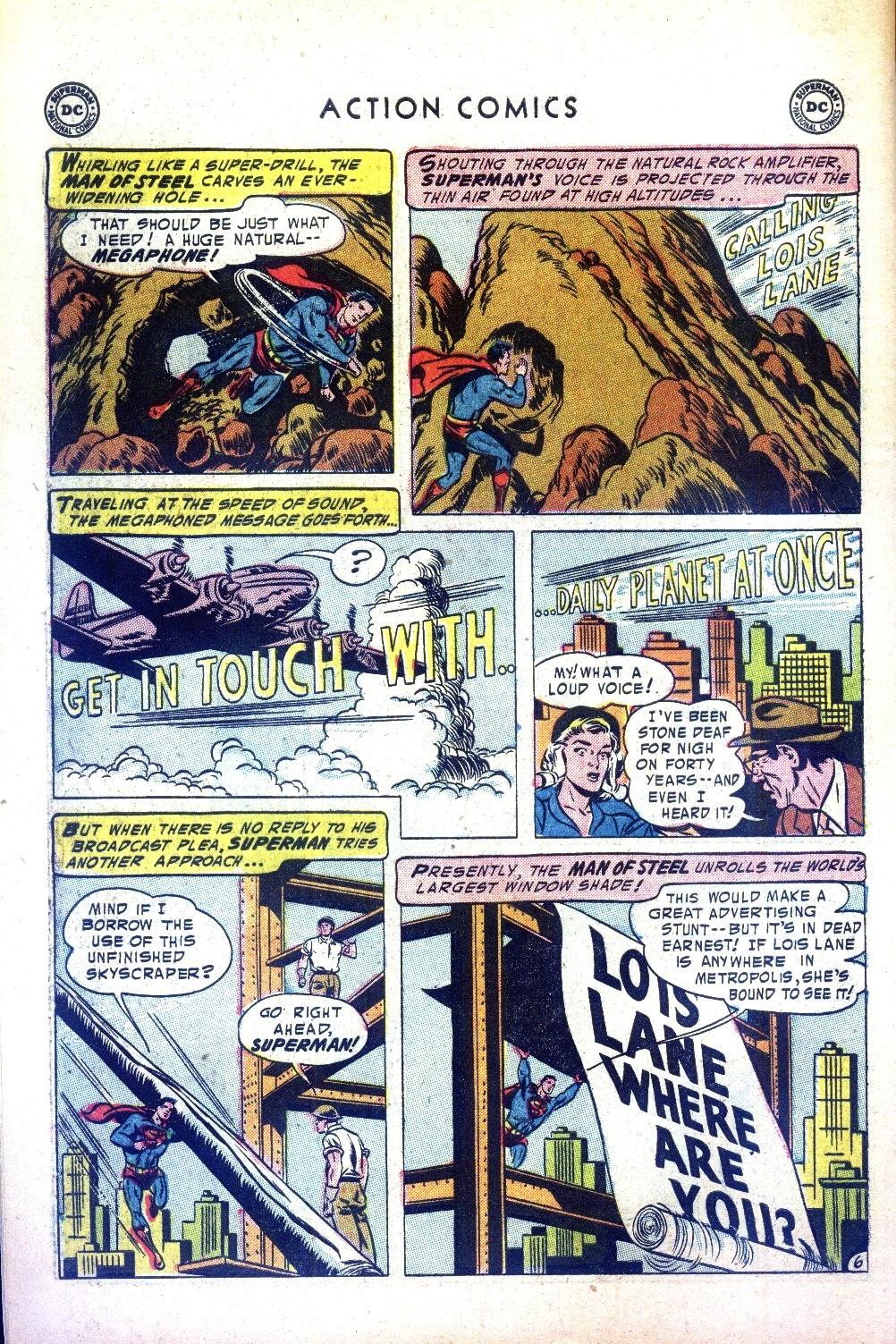 Action Comics (1938) 195 Page 7