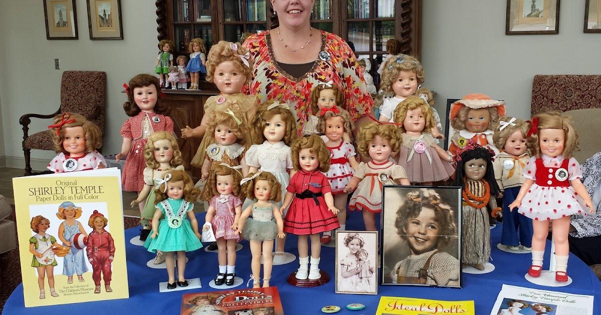 Birmingham Doll Club Of Alabama Photos Of Shirley Temple Dolls At June