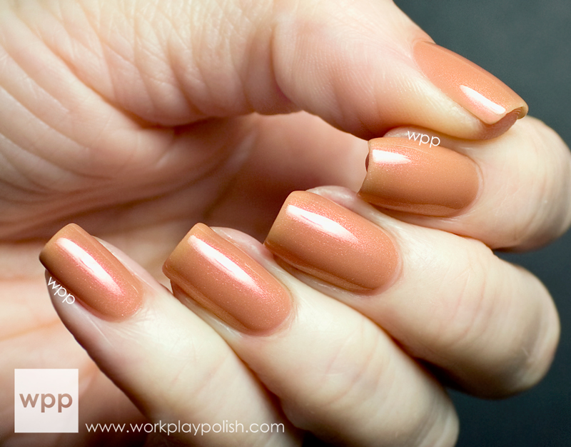 Nubar Calla Lily Caramel from the East of Eden Collection