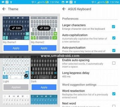 Download ASUS Keyboard v1.5.0.28 APK Final Support Ganti Theme