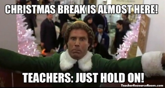 Days Till Christmas Meme.Teacher Resource Room Are You Counting The Days Until