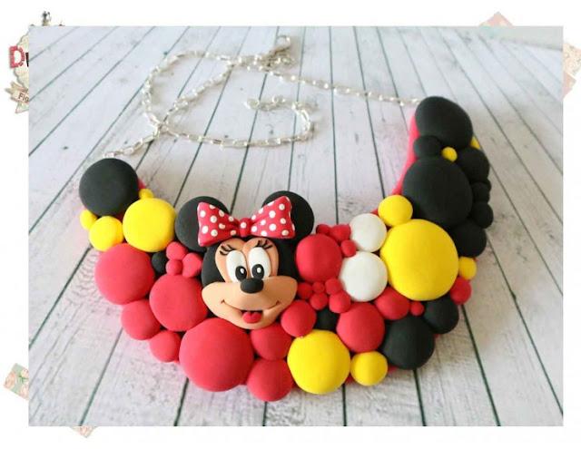 bijuterii minnie mouse