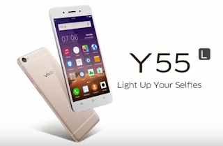 Vivo Y55  Selfie and Specs