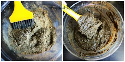 impacco rinforzante anticaduta alle erbe diy rimedio  erbe di janas khadi