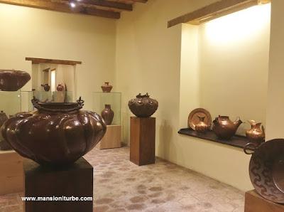 Artesanías de Cobre en el Museo Nacional del Cobre