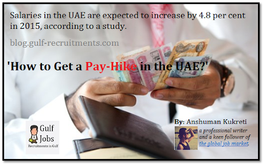 How to Get a Pay-Hike in the UAE? ~ Career Blog