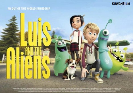 Luis and the Aliens (2018) WEBDL Subtitle Indonesia