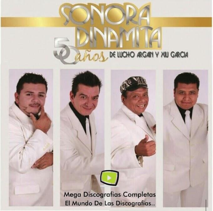 Descargar Discografia: La Sonora Dinamita