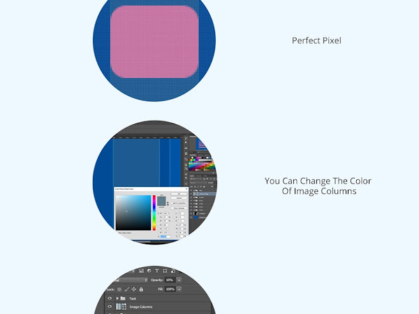 Download Bootstrap Grid Guide PSD Free