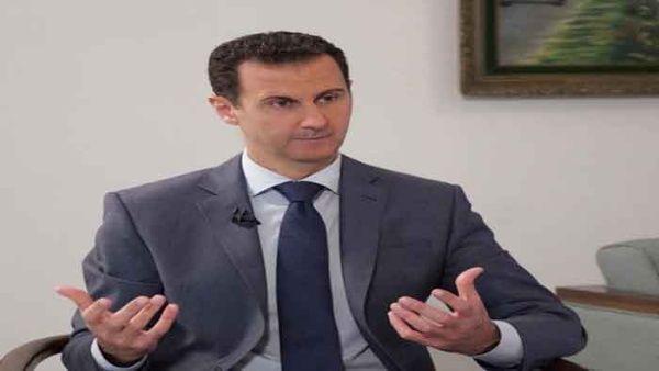 Congresista de EE.UU. se reúne con al-Assad en Siria