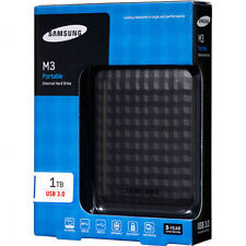 Buy and compare Samsung 1TB External HDD M3 Portable