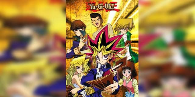 Rekomendasi Anime Game, Tentang Masuk Dunia Game Yu Gi Oh ! terbaik