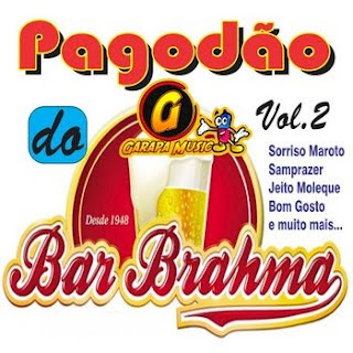 Pagodão Do Bar Brahma Vol.2 (2012)