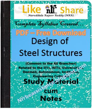 STEEL DESIGN OF STRUCTURES NPTEL PDF