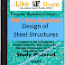 Design of Steel Structures PDF Study Materials cum Notes, Engineering E-Books Free Download