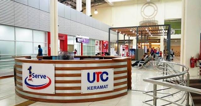 UTC Keramat Kuala Lumpur